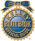 Kelley Blue Book logo and link